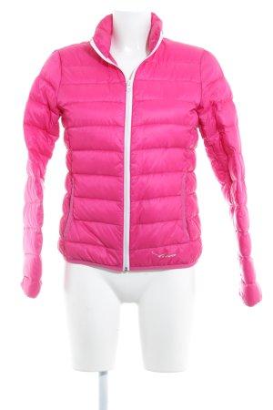 Twintip Daunenjacke pink sportlicher Stil