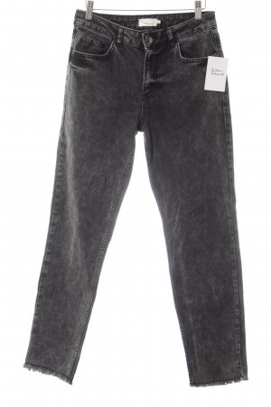 Twintip High Waist Jeans mehrfarbig Boyfriend-Look