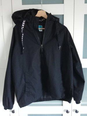 Twintip Oversized Jacket white-black