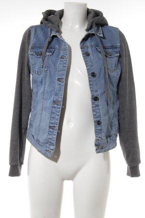Twintip Spijkerjack korenblauw Jeans-look
