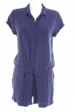 Twintip Jumpsuit blau Casual-Look
