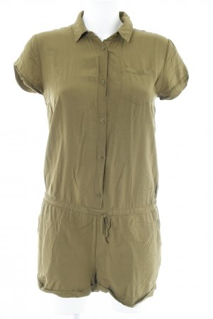 Twintip Jumpsuit olivgrün Casual-Look