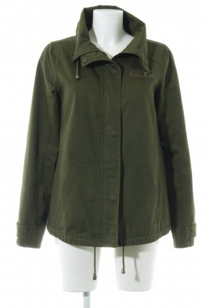 Twintip Military Jacket khaki military look