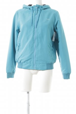 Twintip Windbreaker turquoise-dark blue athletic style