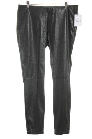 Twist & Tango Lederhose schwarz Casual-Look