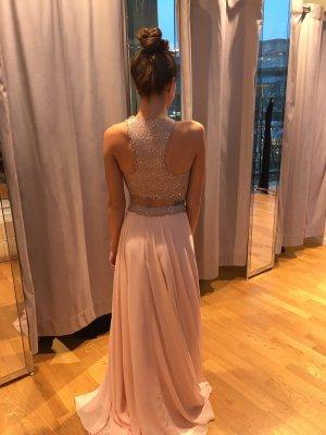 Two-Pieces-Abendkleid