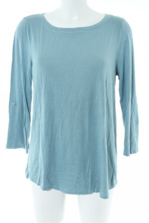 U-Boot-Shirt himmelblau Casual-Look