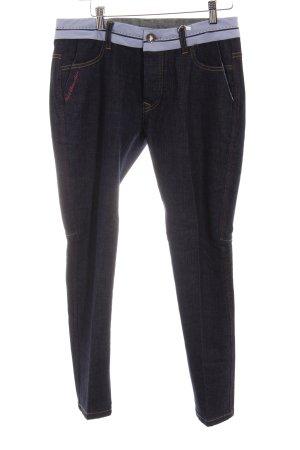 U.s. polo assn. 7/8 Jeans dunkelblau-himmelblau Casual-Look