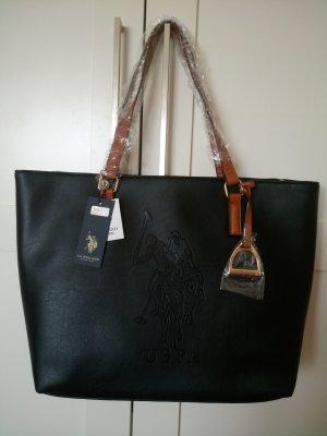 U.S. Polo Assn Damen Tasche Schwarz ***NEU***