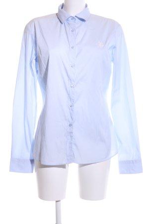 U.s. polo assn. Hemd-Bluse blau Business-Look