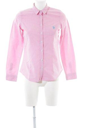 U.s. polo assn. Karobluse pink Casual-Look