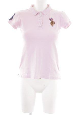 U.s. polo assn. Polo-Shirt mehrfarbig Casual-Look