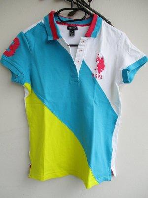 U.s. polo assn. Polo Shirt multicolored cotton