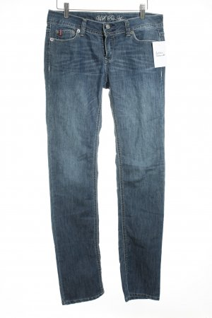 U.s. polo assn. Straight-Leg Jeans blau Casual-Look