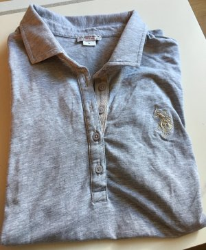 U.S. Polo Assn. T-Shirt in grau