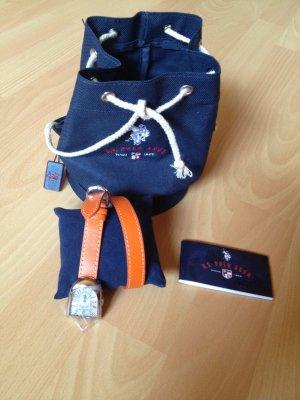 U.S. Polo Assn. Uhr mit Wickelarmband