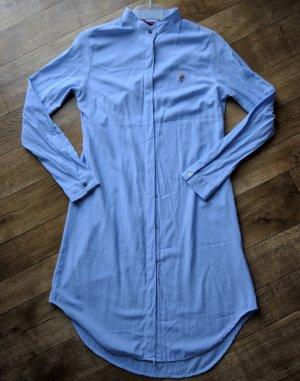 U.s. polo assn. Abito blusa camicia azzurro Cotone