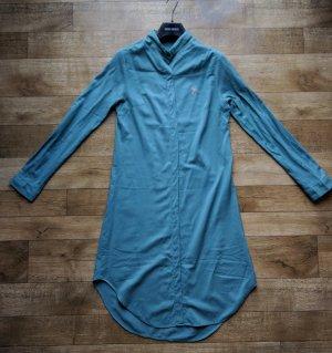 U.S. Polo. Kleid 107 cm lang Hemdkleid
