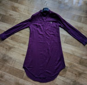 U.S. Polo. Kleid 97 cm lang Hemdkleid
