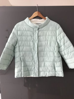Amisu Down Jacket baby blue-azure
