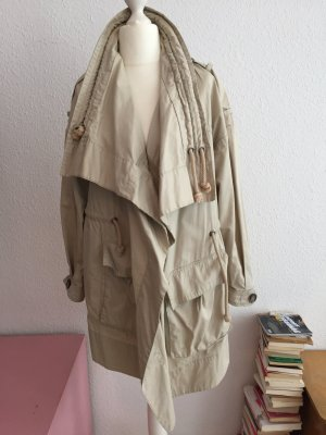 Übergangs Trench Coat