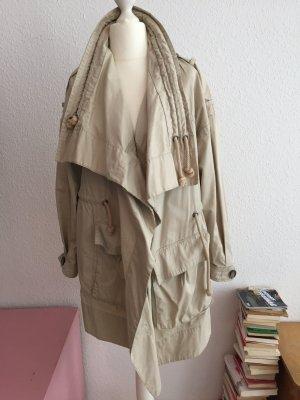 Übergangs Trench Coat