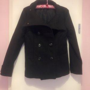 H&M Wool Jacket black