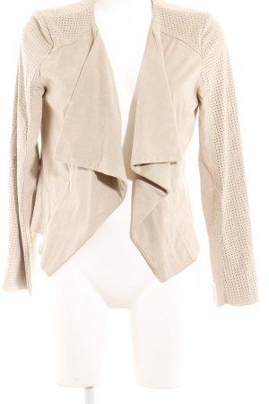 Übergangsjacke beige Casual-Look