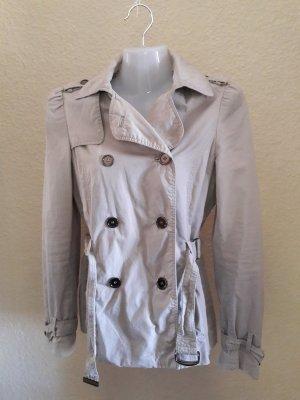 Übergangsjacke beige Gr.34 Zara Basic