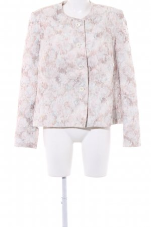 Between-Seasons Jacket flower pattern elegant