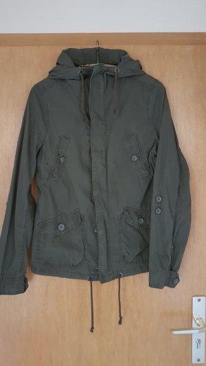 H&M L.O.G.G. Safari Jacket khaki