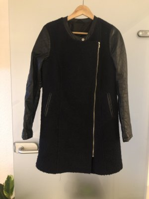 Bodyflirt Overgangsjack zwart-donkerblauw