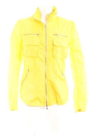 Übergangsjacke gelb Casual-Look