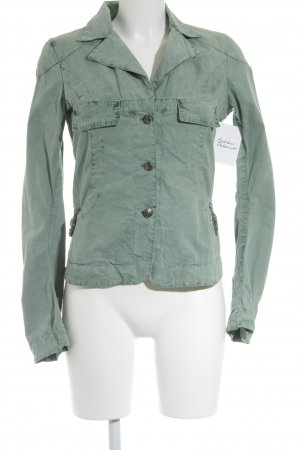 Übergangsjacke grasgrün Casual-Look