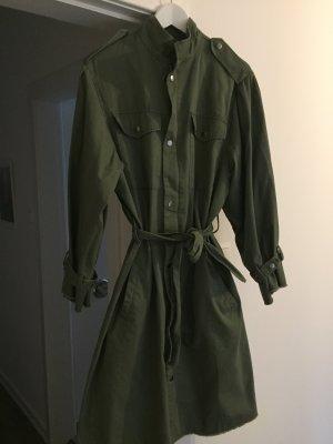 Übergangsjacke Grün Oversize