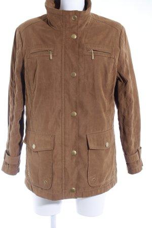Between-Seasons Jacket light brown casual look