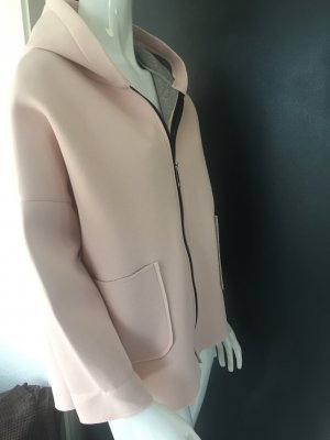 Oversized Jacket dusky pink