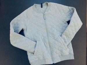 Fishbone College Jacket light grey