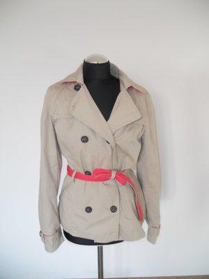 Übergangsjacke Jacke Trenchcoat kurz Only Gr. M