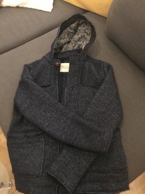 Übergangsjacke Jeansblau