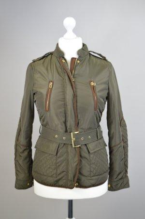 Übergangsjacke Khaki Zara Größe M Jacke