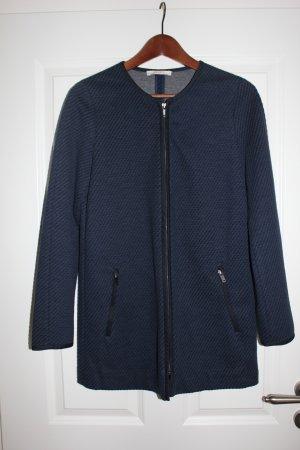 Esprit Redingote noir-bleu foncé polyester
