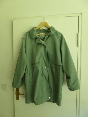 Übergangsjacke leicht, oversized 80iger Look, türkis-mintgrün, MSCH