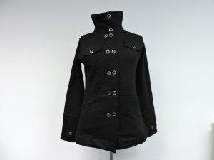 Hooded Coat black