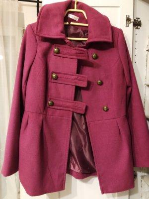 Übergangsjacke/Mantel in Pink - Orsay - Größe S
