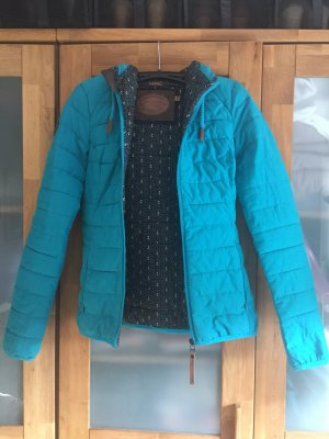 Naketano Quilted Jacket multicolored