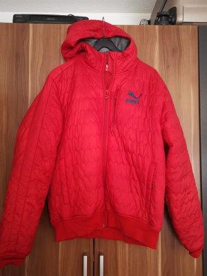 Puma Jacket red