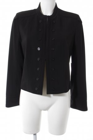 Übergangsjacke schwarz Elegant