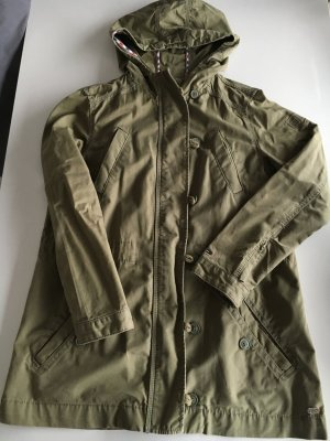 Tommy Hilfiger Between-Seasons Jacket green grey