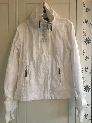 Bench Veste mi-saison blanc coton
